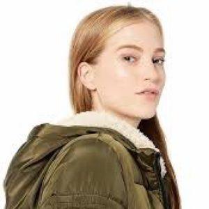 Steve Madden Madden Girl  Nylon Puffer Jacket